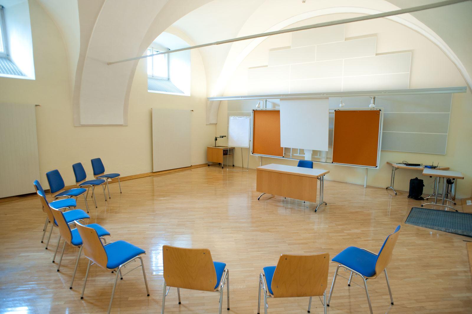 Seminarraum 2 SchlossSeggau Copyright Bergmann