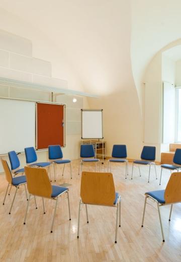 Seminarraum 3 SchlossSeggau Copyright Bergmann