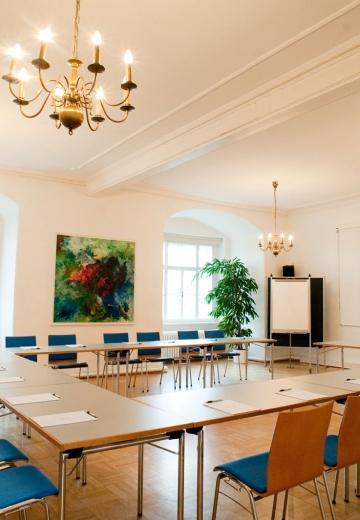 Seminarraum Schloss 2 SchlossSeggau Copyright Bergmann
