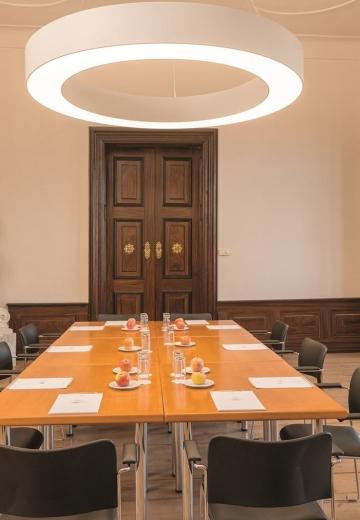 Seminarraum Schloss5 Copyright SchlossSeggau