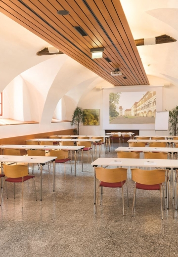 Spielsaal Copyright SchlossSeggau