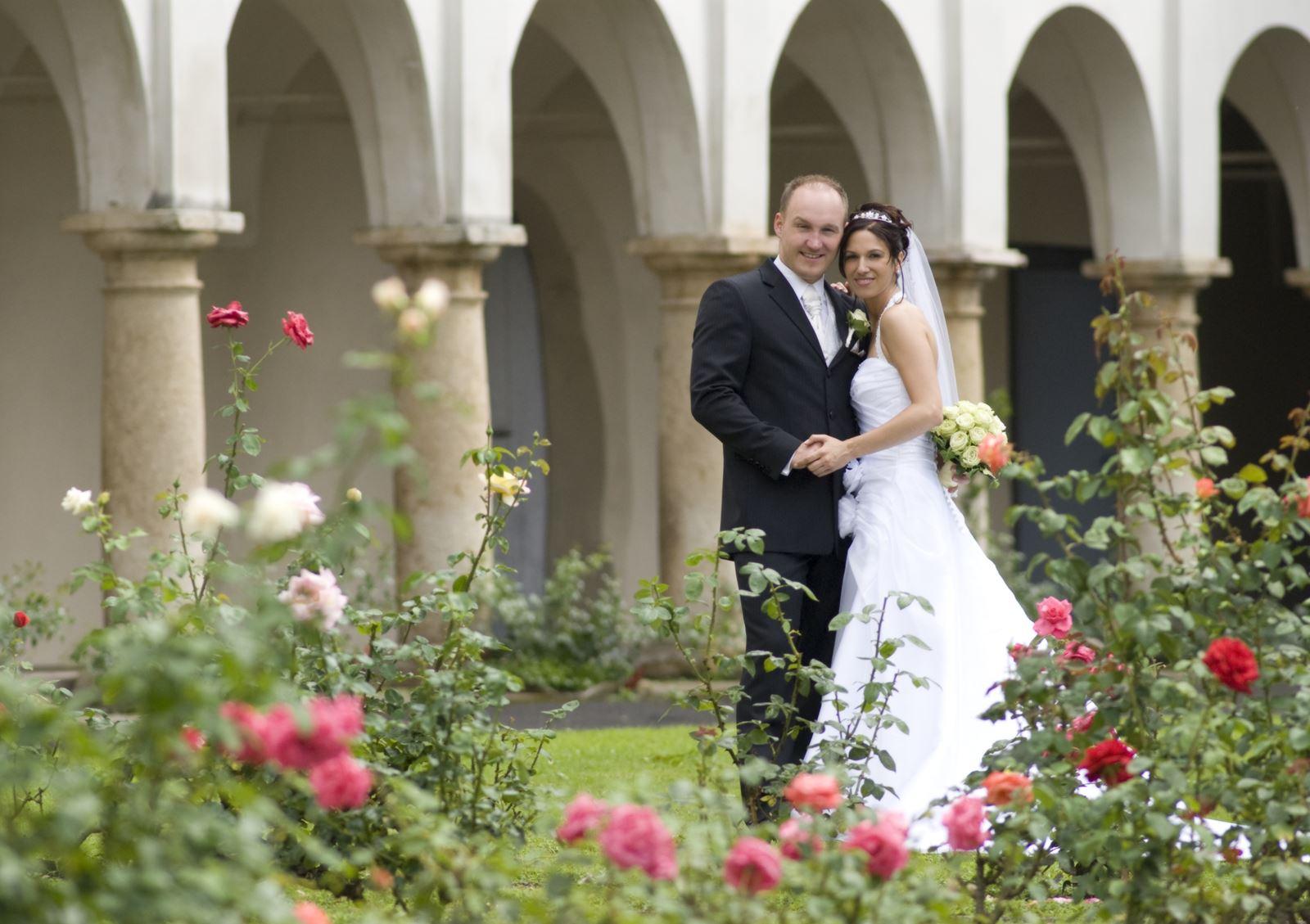 Brautpaar SchlossSeggau Copyright SchlossSeggau