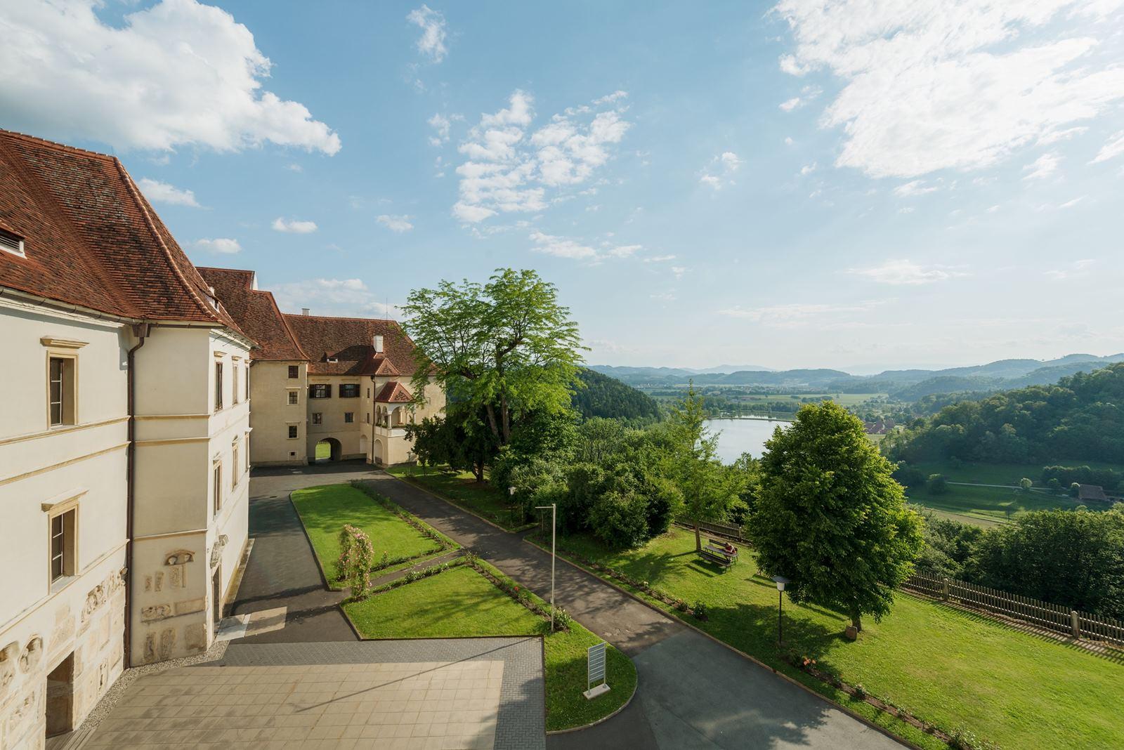 Oberschloss SchlossSeggau Copyright Stefan Kristoferitsch