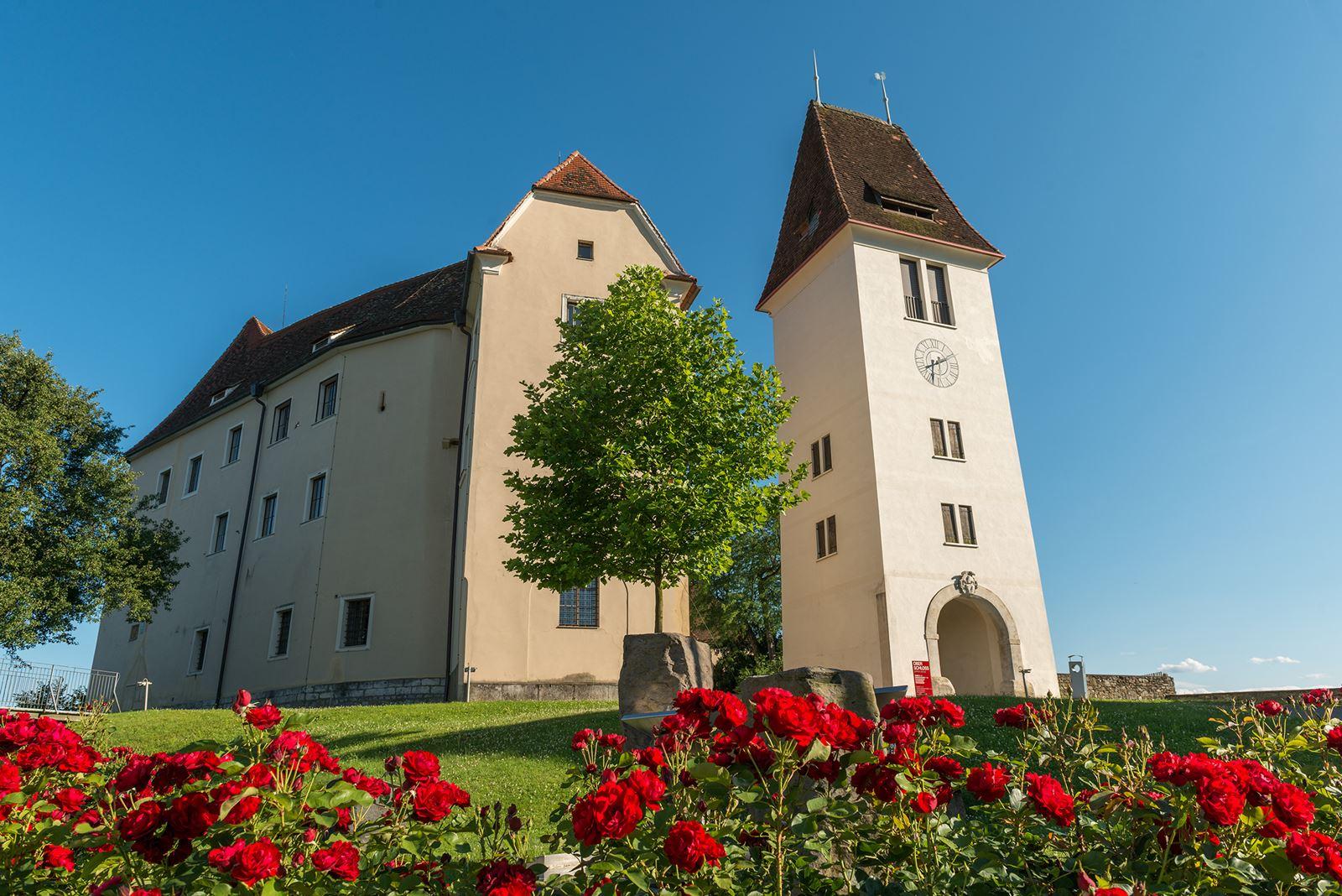 Unterer Schlosshof SchlossSeggau Copyright Stefan Kristoferitsch